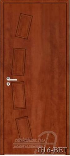 G16-BET beltéri ajtó minta