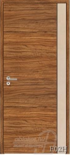 F02H beltéri ajtó minta