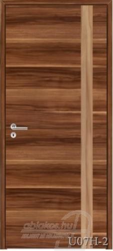U07H-2 beltéri ajtó minta