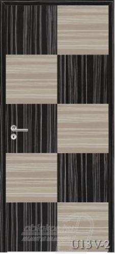 U13V-2 beltéri ajtó minta