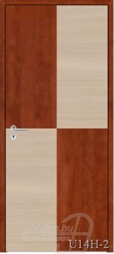 U14H-2 beltéri ajtó minta
