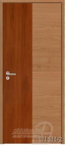 U15H-2 beltéri ajtó minta