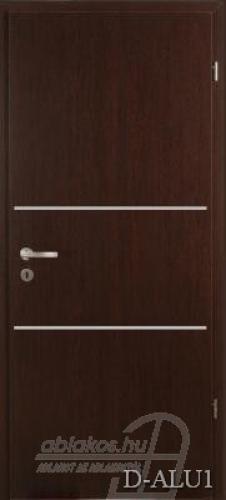 D-ALU1 beltéri ajtó minta
