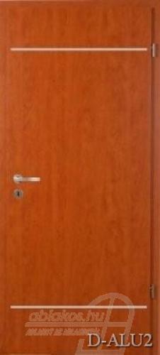 D-ALU2 beltéri ajtó minta