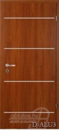 D-ALU3 beltéri ajtó minta