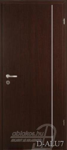 D-ALU7 beltéri ajtó minta
