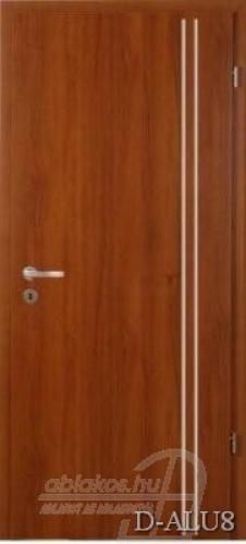 D-ALU8 beltéri ajtó minta