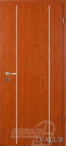 D-ALU9 beltéri ajtó minta