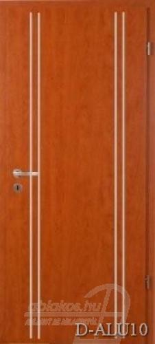 D-ALU10 beltéri ajtó minta