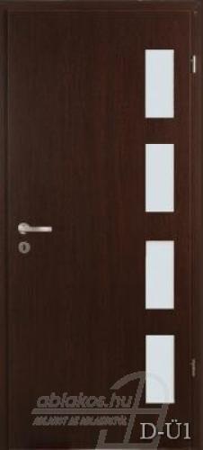 D-Ü1 beltéri ajtó minta