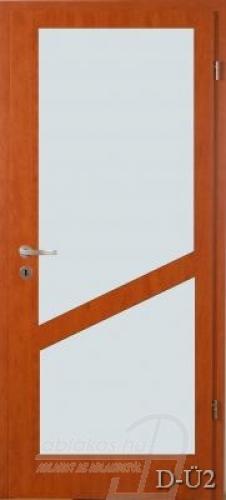 D-Ü2 beltéri ajtó minta