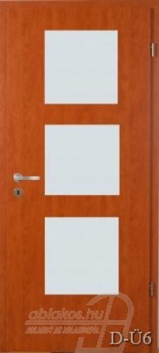 D-Ü6 beltéri ajtó minta