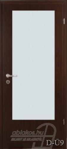 D-Ü9 beltéri ajtó minta