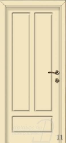 11. számú festett beltéri ajtó minta