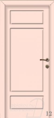 12. számú festett beltéri ajtó minta