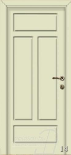 14. számú festett beltéri ajtó minta