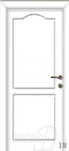 18. számú festett beltéri ajtó minta