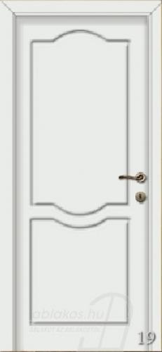 19. számú festett beltéri ajtó minta