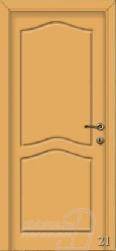 21. számú festett beltéri ajtó minta