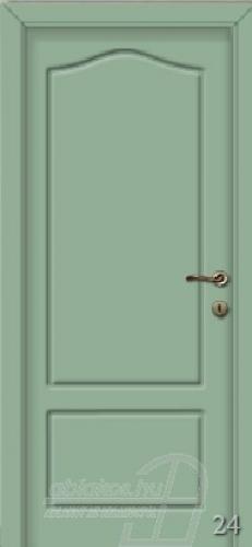 24. számú festett beltéri ajtó minta