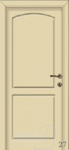 27. számú festett beltéri ajtó minta