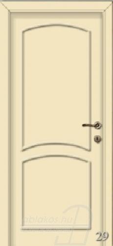 29. számú festett beltéri ajtó minta