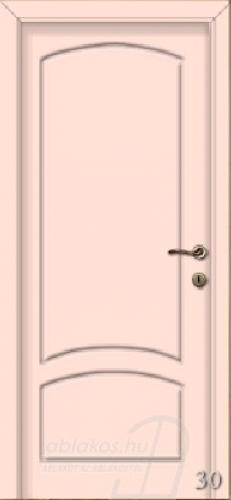 30. számú festett beltéri ajtó minta