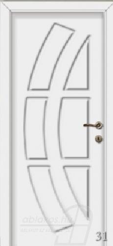31. számú festett beltéri ajtó minta
