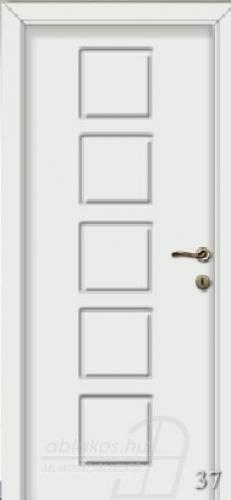 37. számú festett beltéri ajtó minta