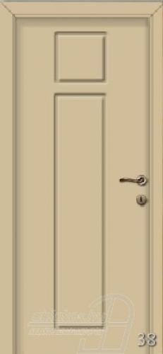 38. számú festett beltéri ajtó minta