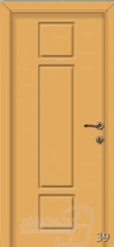 39. számú festett beltéri ajtó minta