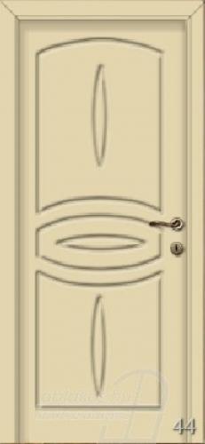 44. számú festett beltéri ajtó minta