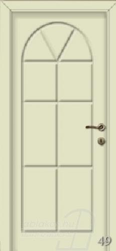 49. számú festett beltéri ajtó minta