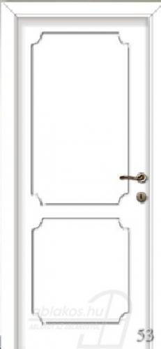 53. számú festett beltéri ajtó minta