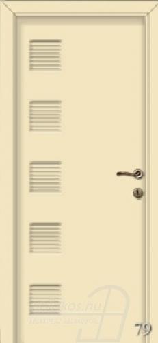 79. számú festett beltéri ajtó minta