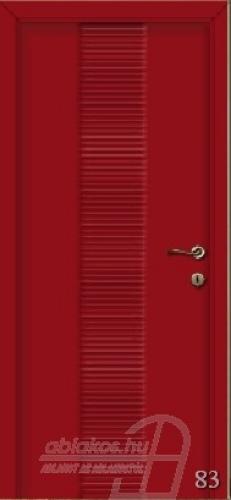 83. számú festett beltéri ajtó minta
