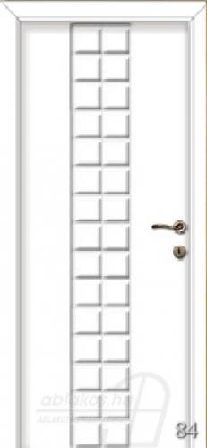 84. számú festett beltéri ajtó minta