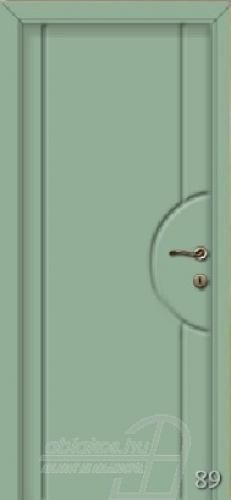 89. számú festett beltéri ajtó minta