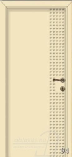 94. számú festett beltéri ajtó minta