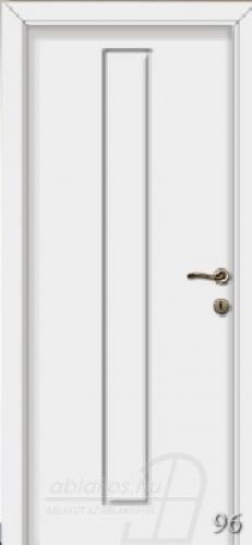 96. számú festett beltéri ajtó minta