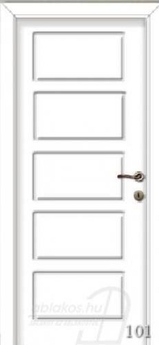 101. számú festett beltéri ajtó minta